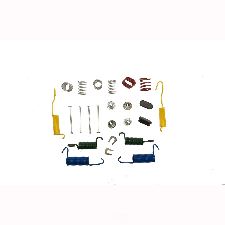 CARLSON QUALITY BRAKE PARTS - Drum Brake Hardware Kit (Rear) - CRL H7279