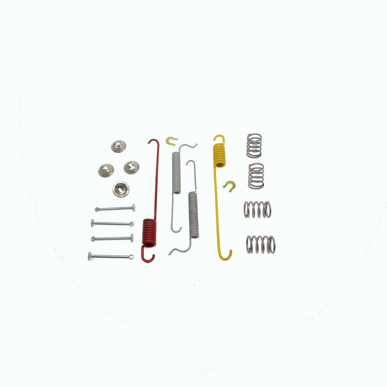CARLSON QUALITY BRAKE PARTS - Drum Brake Hardware Kit - CRL H7280