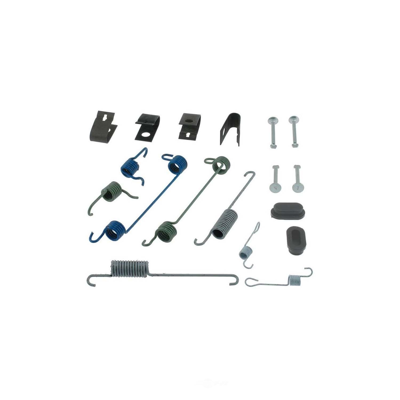 CARLSON QUALITY BRAKE PARTS - Drum Brake Hardware Kit (Rear) - CRL H7292