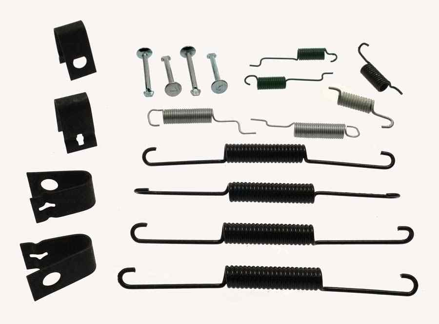 CARLSON QUALITY BRAKE PARTS - Drum Brake Hardware Kit (Rear) - CRL H7297