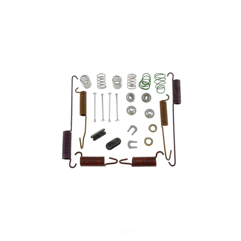 CARLSON QUALITY BRAKE PARTS - Drum Brake Hardware Kit (Rear) - CRL H7298