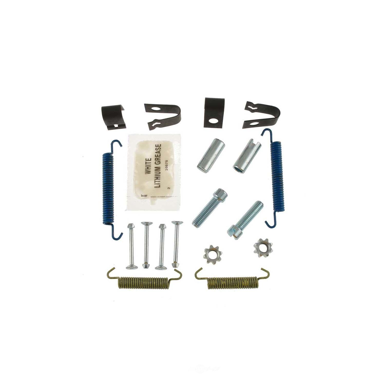 CARLSON QUALITY BRAKE PARTS - Parking Brake Hardware Kit (Rear) - CRL H7301
