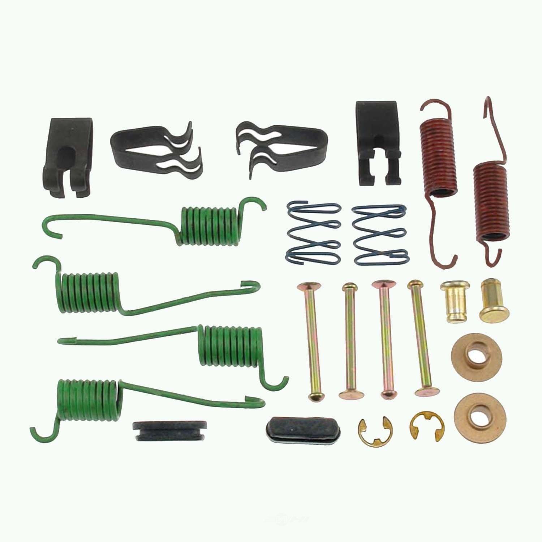 CARLSON QUALITY BRAKE PARTS - Drum Brake Hardware Kit (Rear) - CRL H7313
