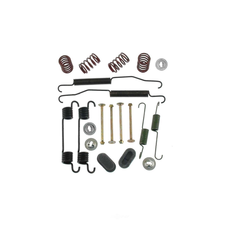 CARLSON QUALITY BRAKE PARTS - Drum Brake Hardware Kit (Rear) - CRL H7326