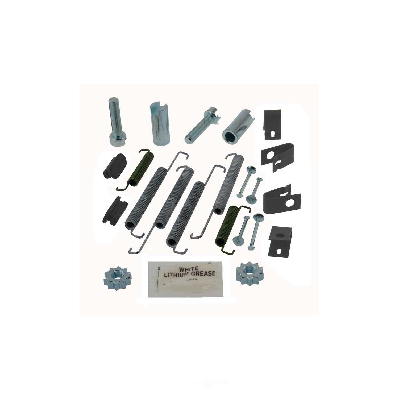 CARLSON QUALITY BRAKE PARTS - Parking Brake Hardware Kit (Rear) - CRL H7329