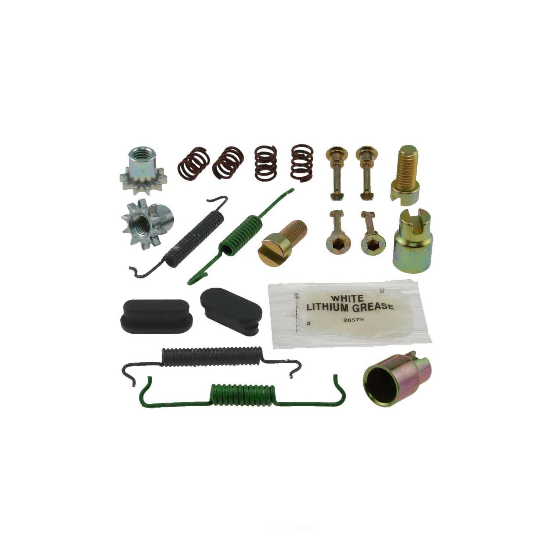 CARLSON QUALITY BRAKE PARTS - Parking Brake Hardware Kit (Rear) - CRL H7335