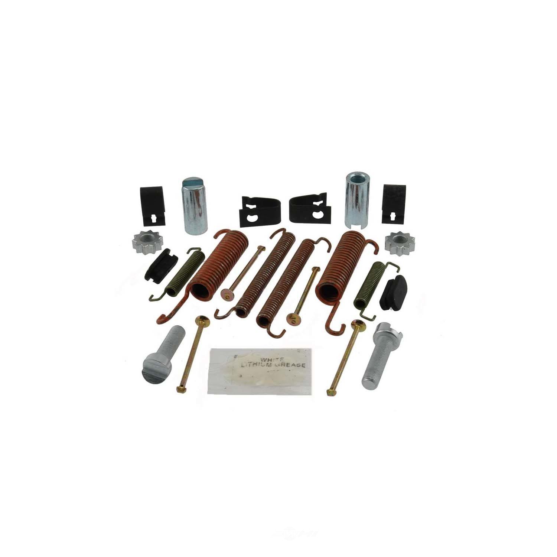 CARLSON QUALITY BRAKE PARTS - Parking Brake Hardware Kit (Rear) - CRL H7337