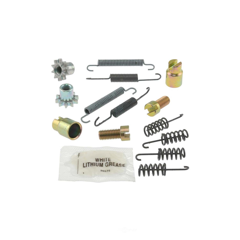 CARLSON QUALITY BRAKE PARTS - Parking Brake Hardware Kit (Rear) - CRL H7340