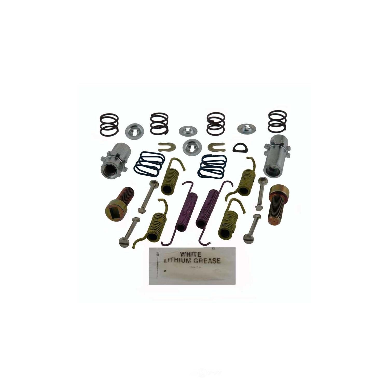 CARLSON QUALITY BRAKE PARTS - Parking Brake Hardware Kit (Rear) - CRL H7348
