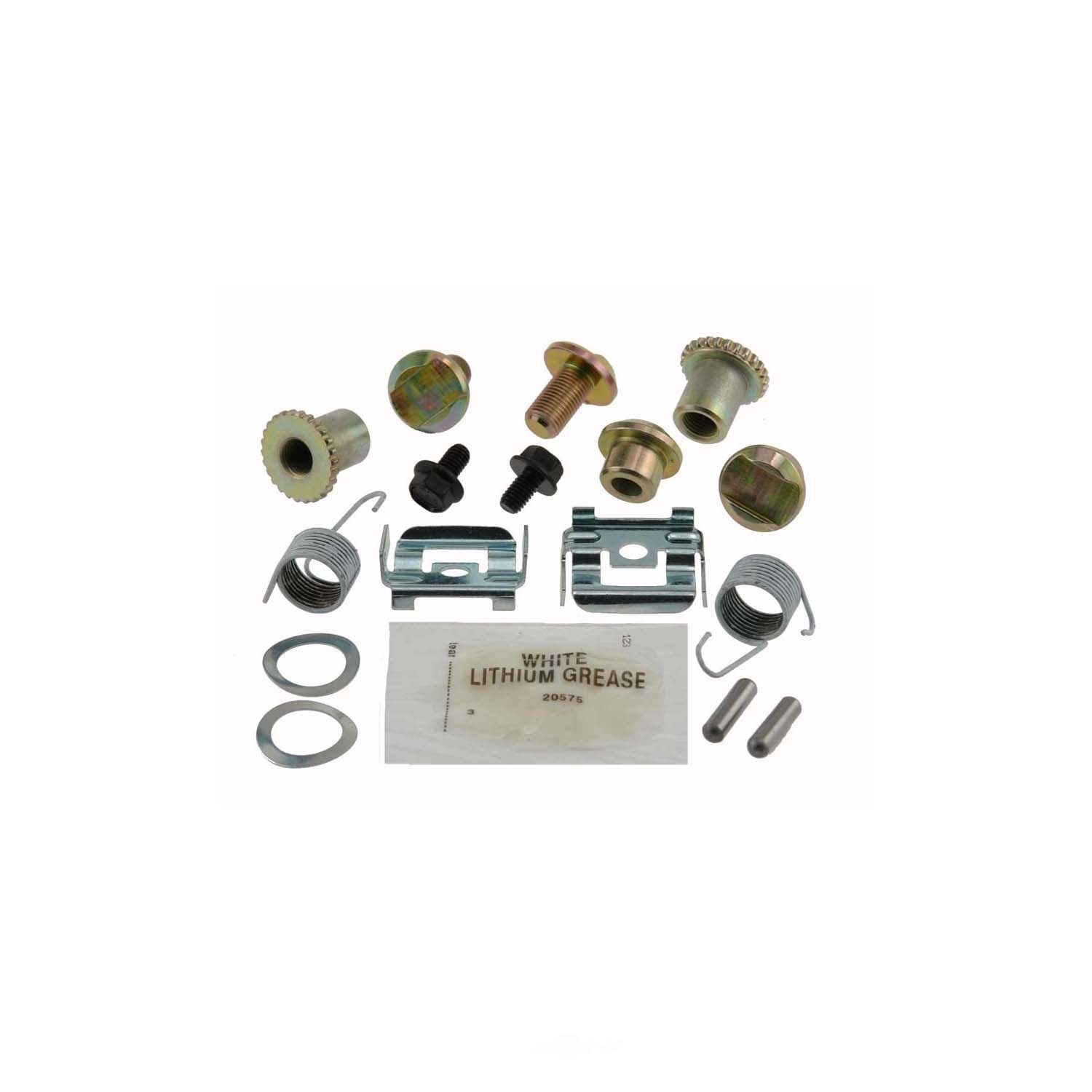 CARLSON QUALITY BRAKE PARTS - Parking Brake Hardware Kit (Rear) - CRL H7350