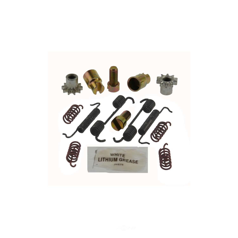 CARLSON QUALITY BRAKE PARTS - Parking Brake Hardware Kit - CRL H7352