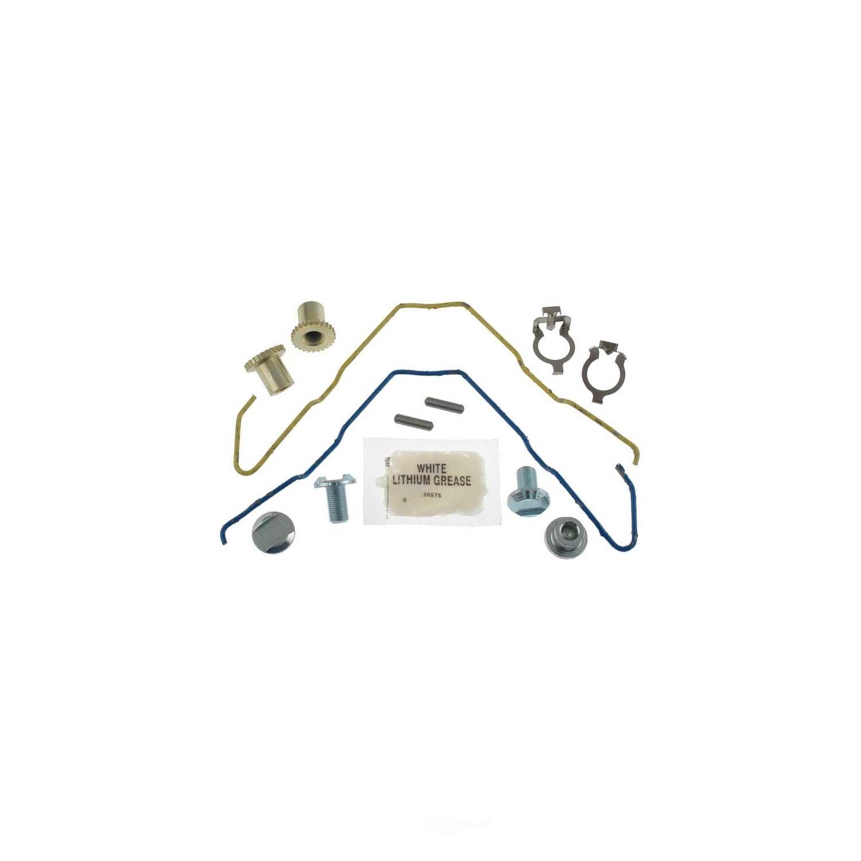 CARLSON QUALITY BRAKE PARTS - Parking Brake Hardware Kit - CRL H7360
