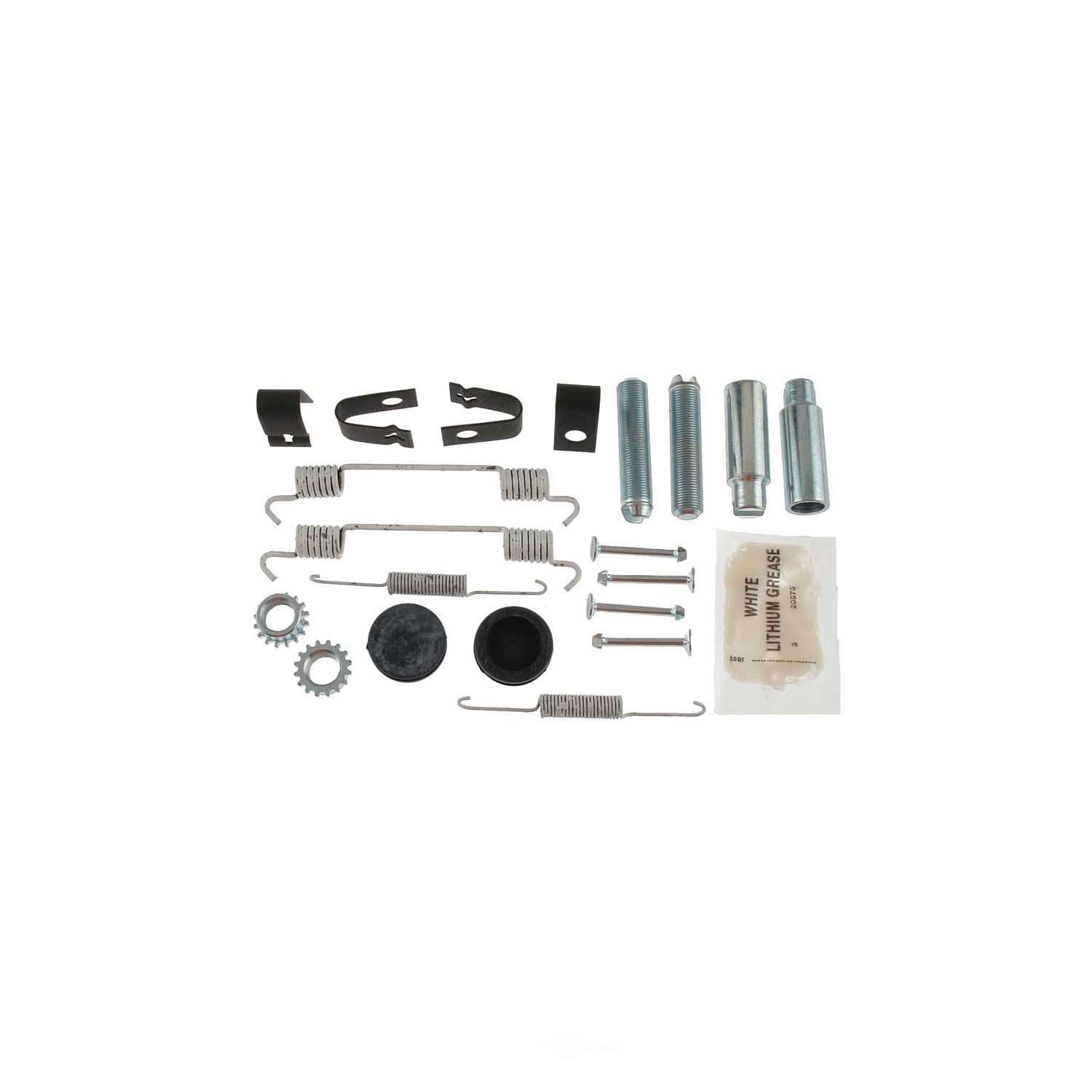 CARLSON QUALITY BRAKE PARTS - Parking Brake Hardware Kit (Rear) - CRL H7361