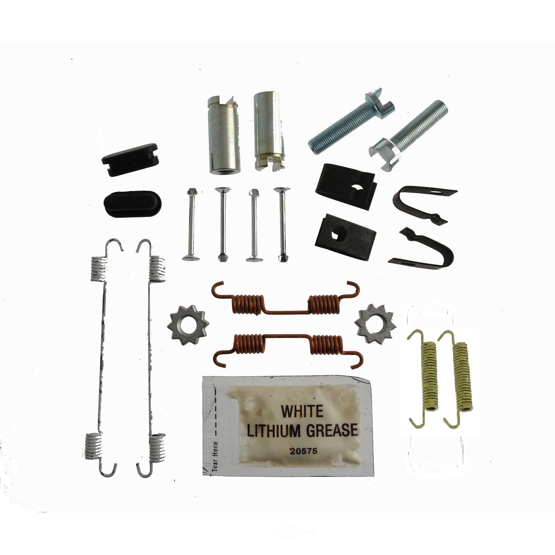 CARLSON QUALITY BRAKE PARTS - Parking Brake Hardware Kit - CRL H7367