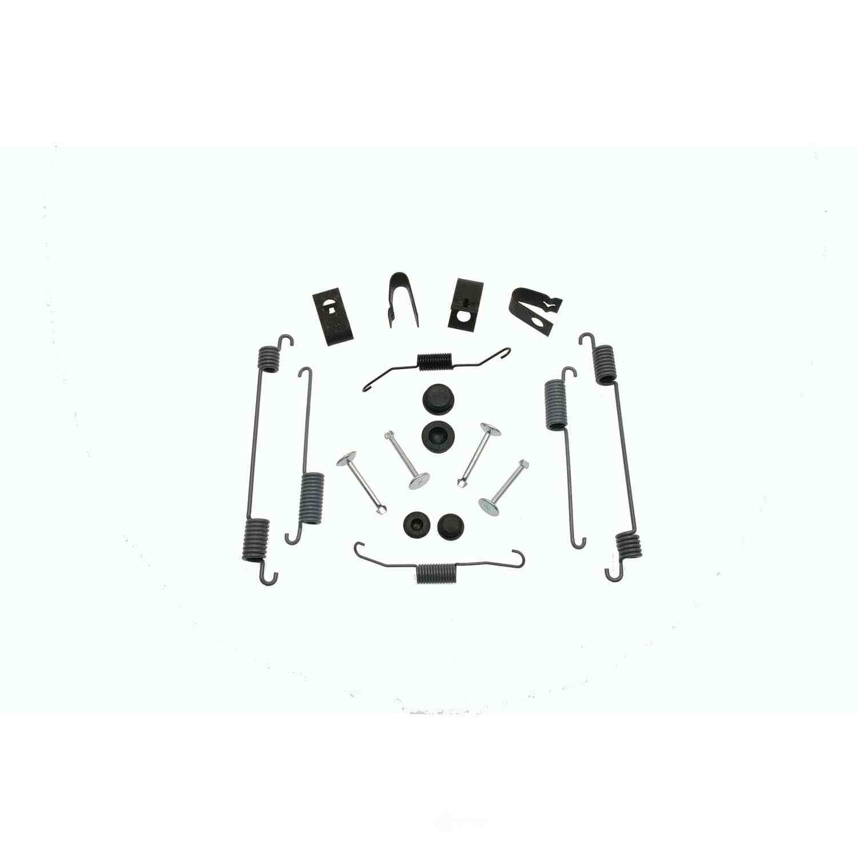 CARLSON QUALITY BRAKE PARTS - Drum Brake Hardware Kit (Rear) - CRL H7370