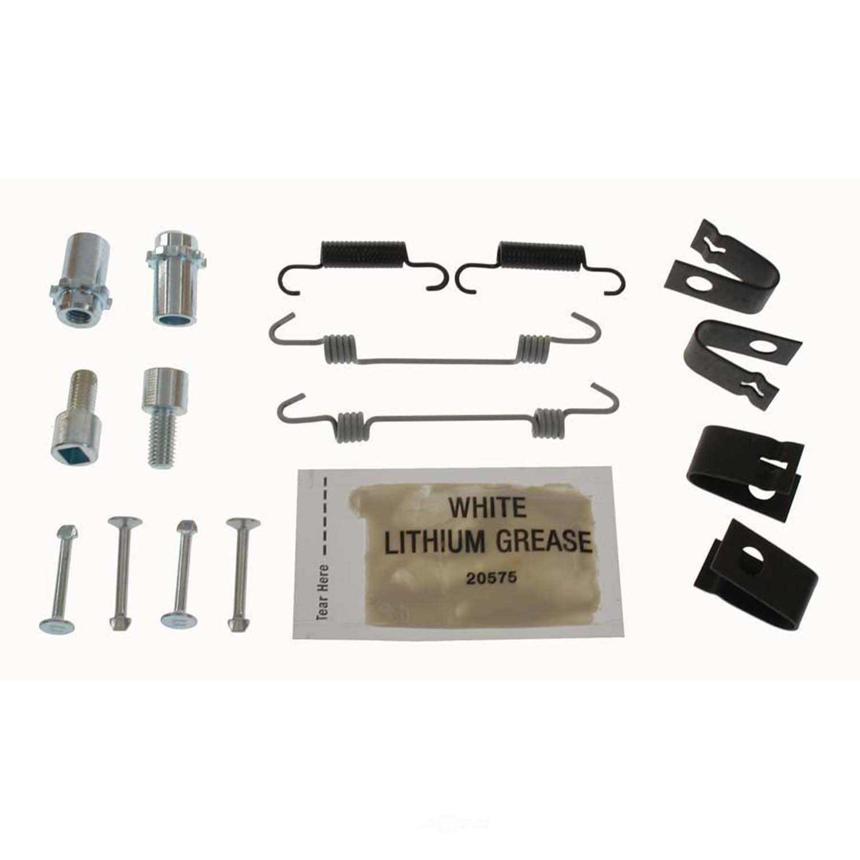 CARLSON QUALITY BRAKE PARTS - Parking Brake Hardware Kit (Rear) - CRL H7378