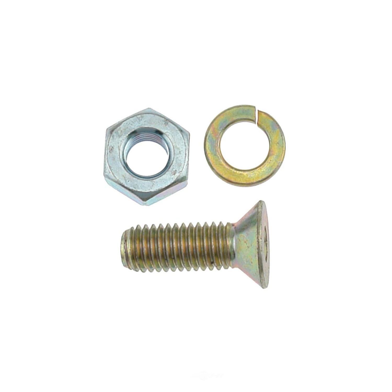 CARLSON QUALITY BRAKE PARTS - Drum Brake Shoe Anchor Hold Down Kit - CRL H8202