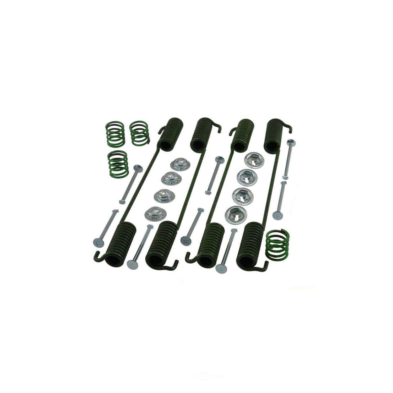CARLSON QUALITY BRAKE PARTS - All In One Drum Brake Hardware Kit - CRL H9255