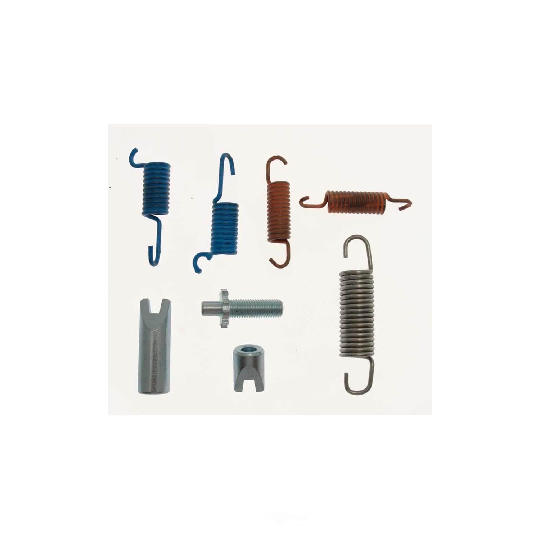 CARLSON QUALITY BRAKE PARTS - Parking Brake Hardware Kit - CRL H9262