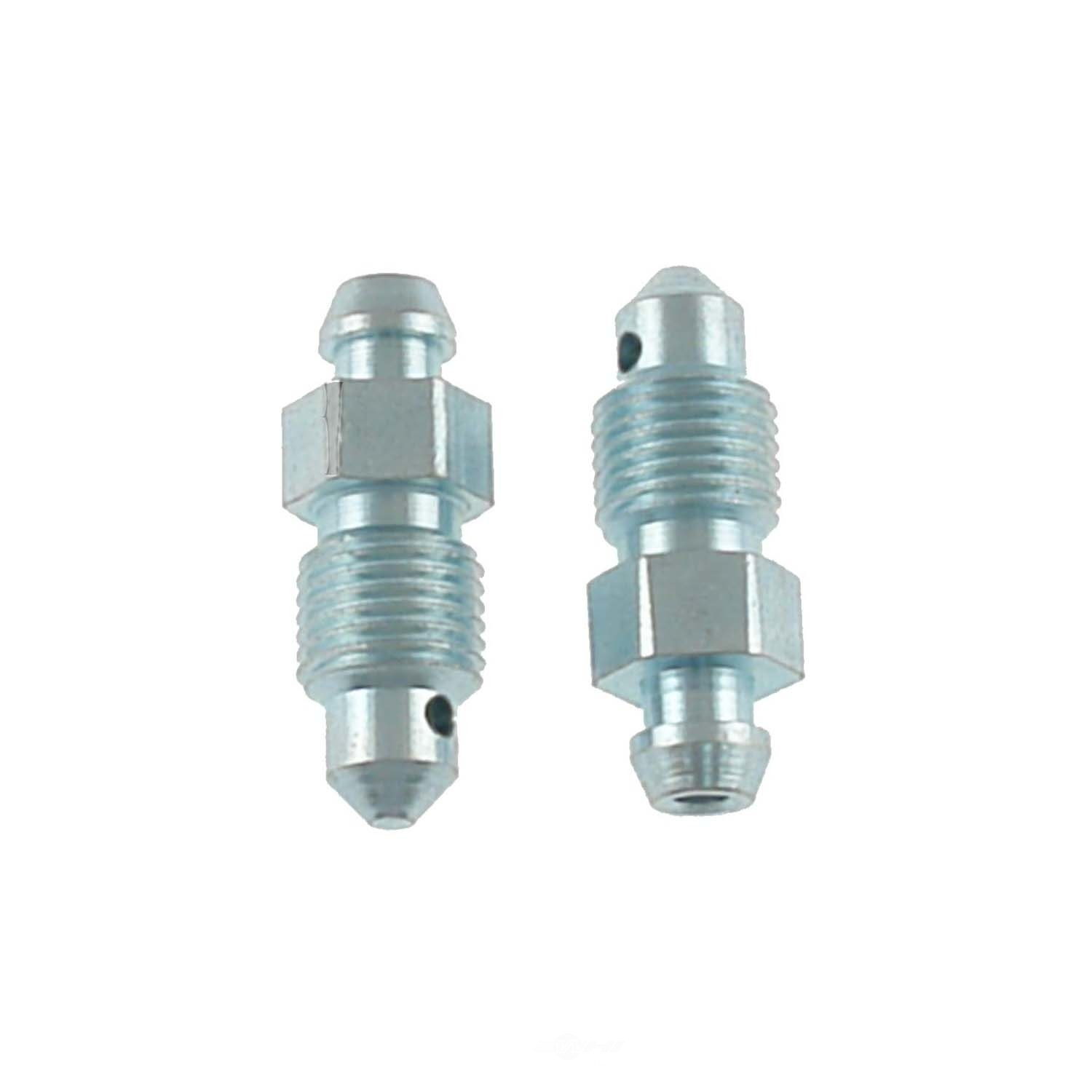 CARLSON QUALITY BRAKE PARTS - Brake Bleeder Screw (Rear) - CRL H9407-2