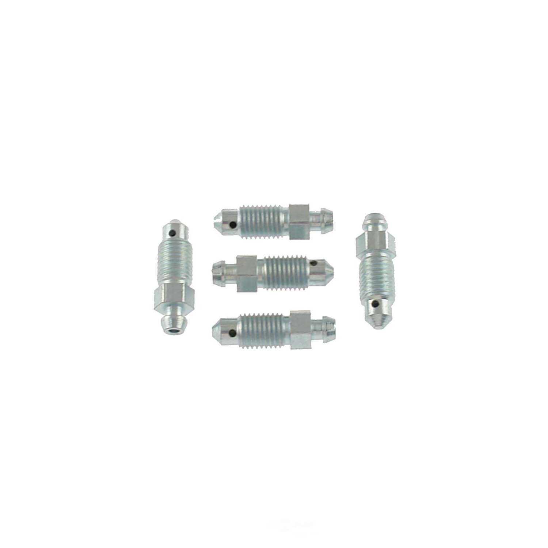 CARLSON QUALITY BRAKE PARTS - Brake Bleeder Screw (Rear) - CRL H9421