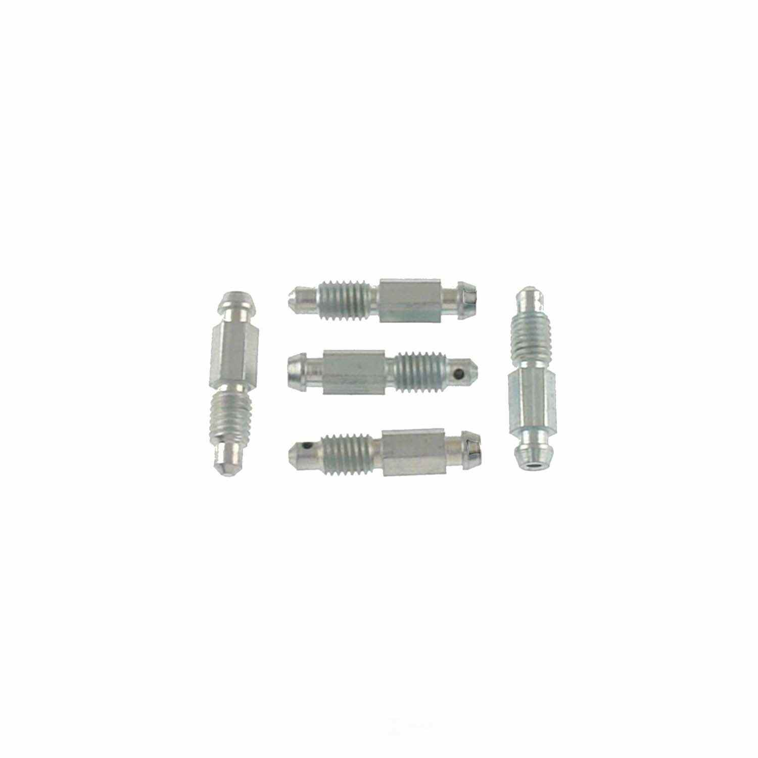 CARLSON QUALITY BRAKE PARTS - Brake Bleeder Screw (Front) - CRL H9428