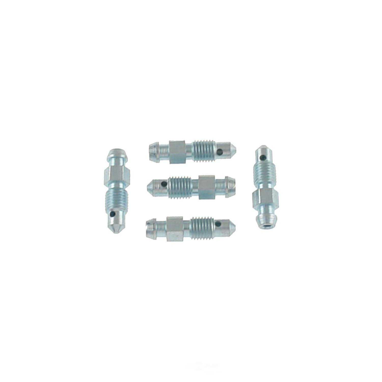 CARLSON QUALITY BRAKE PARTS - Brake Bleeder Screw (Rear) - CRL H9430