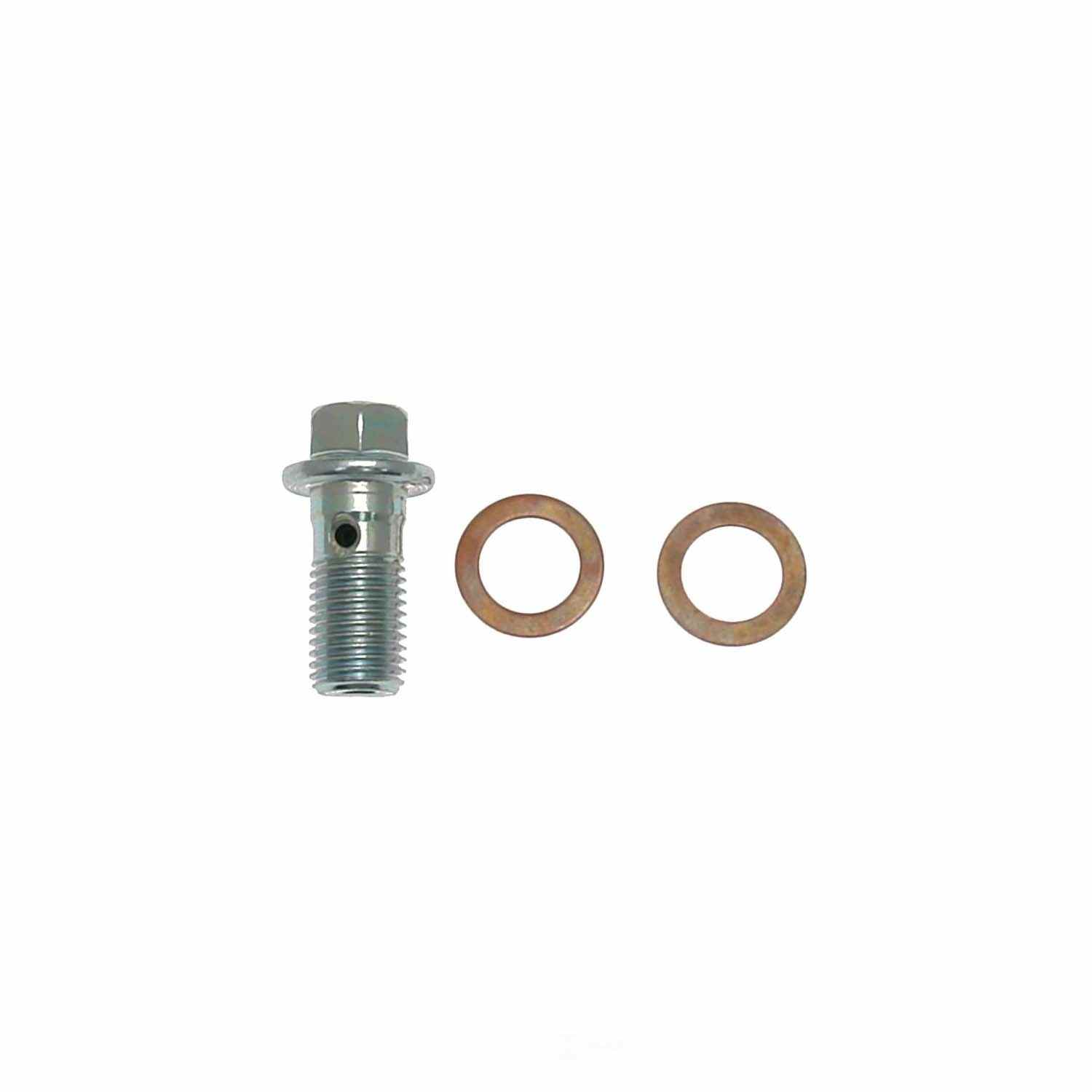 CARLSON QUALITY BRAKE PARTS - Brake Hydraulic Banjo Bolt - CRL H9457-2