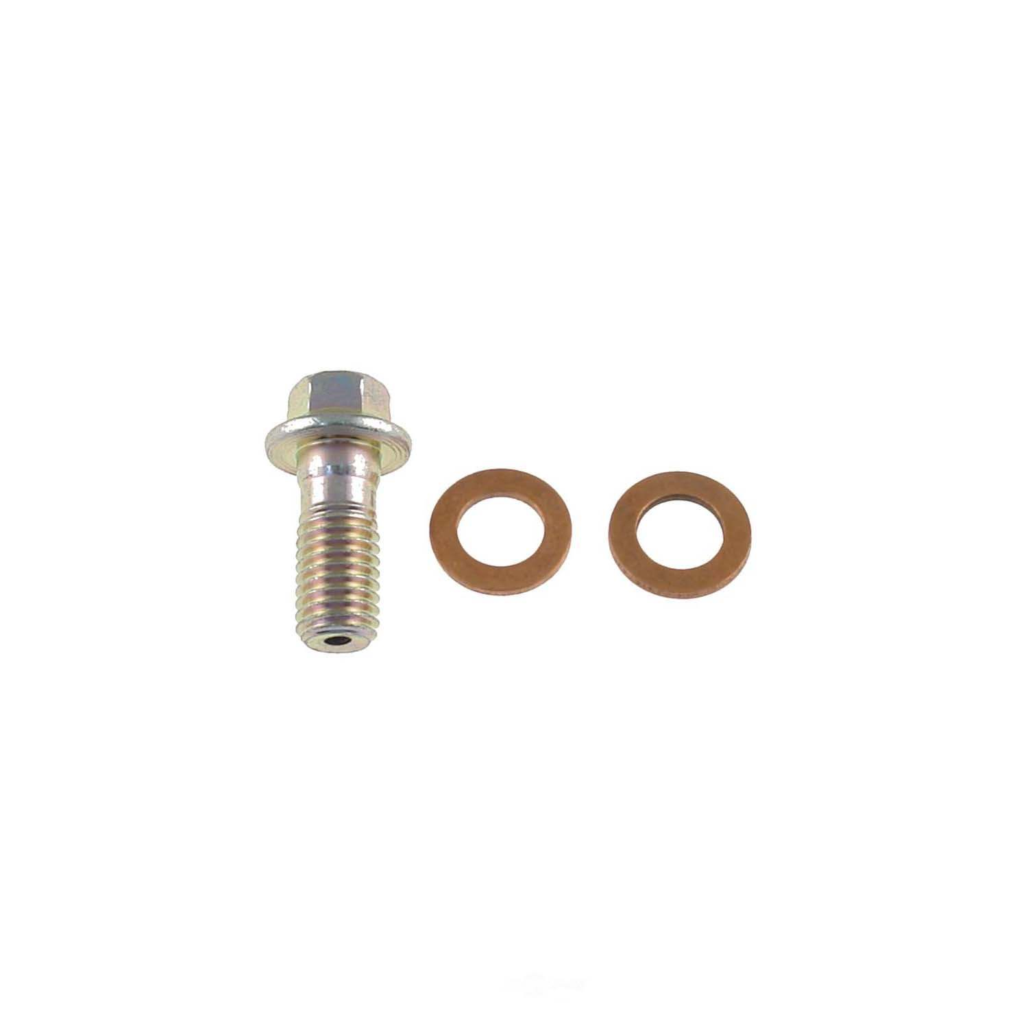 CARLSON QUALITY BRAKE PARTS - Brake Hydraulic Banjo Bolt - CRL H9458-2