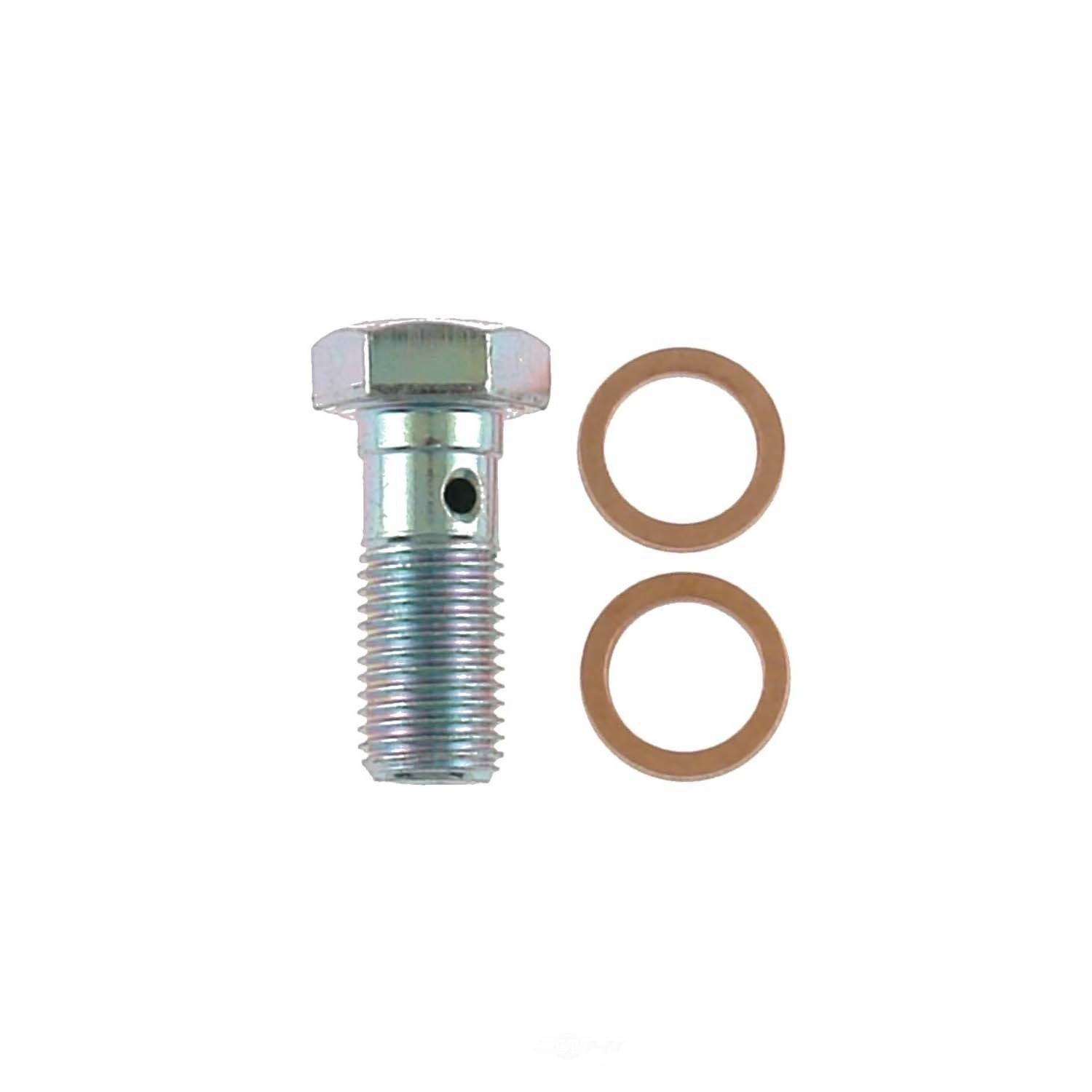 CARLSON QUALITY BRAKE PARTS - Brake Hydraulic Banjo Bolt - CRL H9459-2