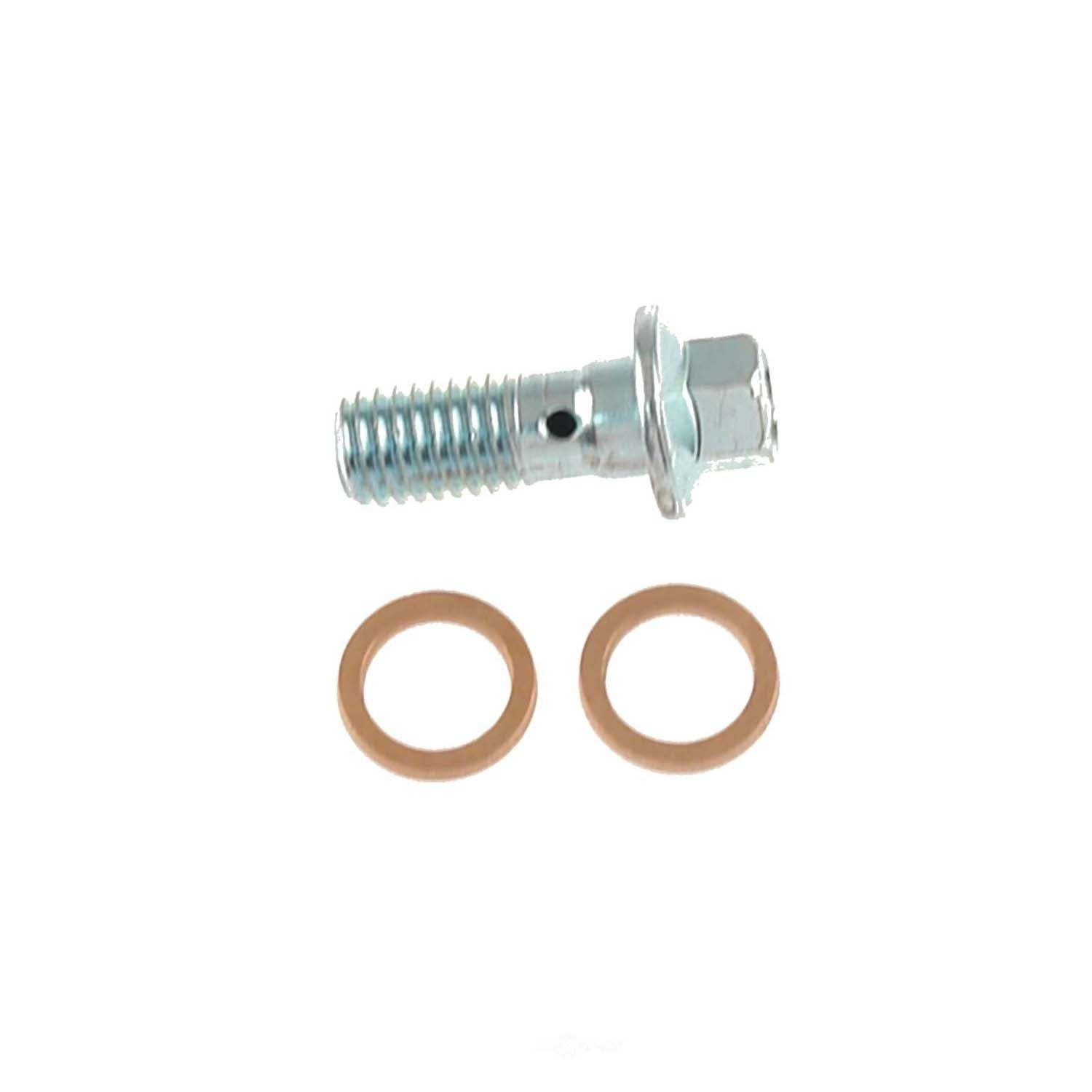 CARLSON QUALITY BRAKE PARTS - Brake Hydraulic Banjo Bolt - CRL H9469-2
