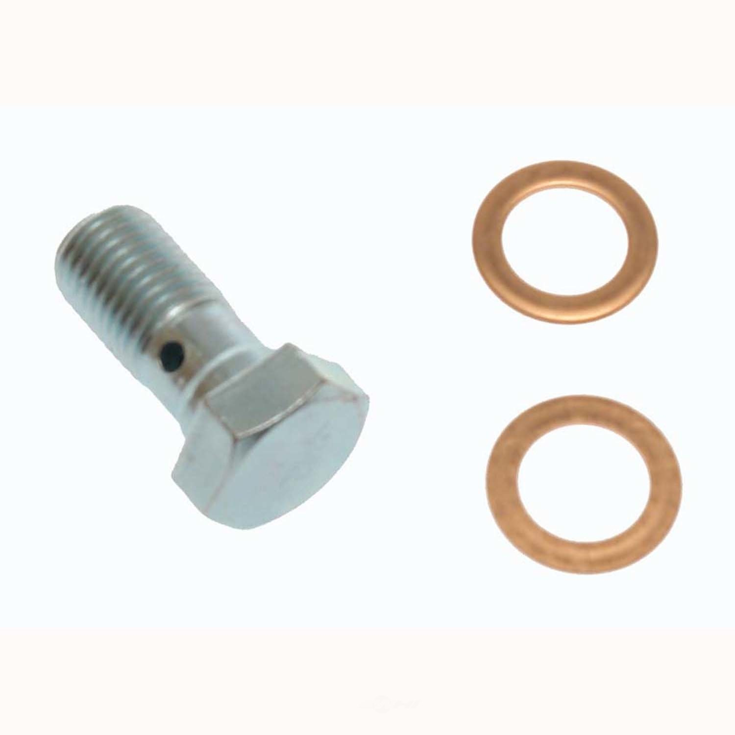 CARLSON QUALITY BRAKE PARTS - Brake Hydraulic Banjo Bolt - CRL H9474-2