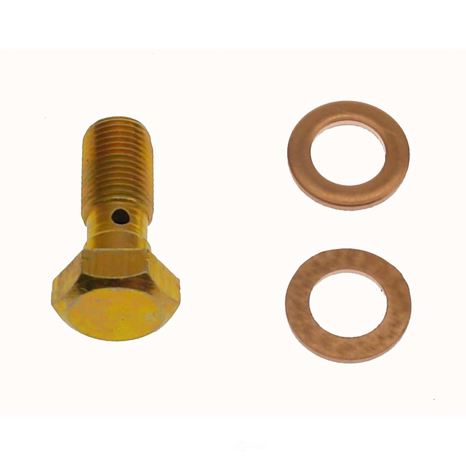 CARLSON QUALITY BRAKE PARTS - Brake Hydraulic Banjo Bolt - CRL H9488-2
