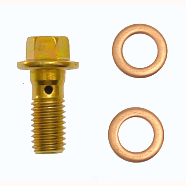 CARLSON QUALITY BRAKE PARTS - Brake Hydraulic Banjo Bolt - CRL H9501-2