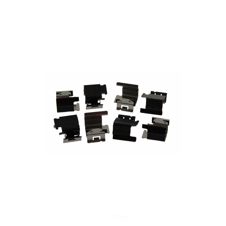 CARLSON QUALITY BRAKE PARTS - Disc Brake Pad Installation Kit (Rear) - CRL P1071