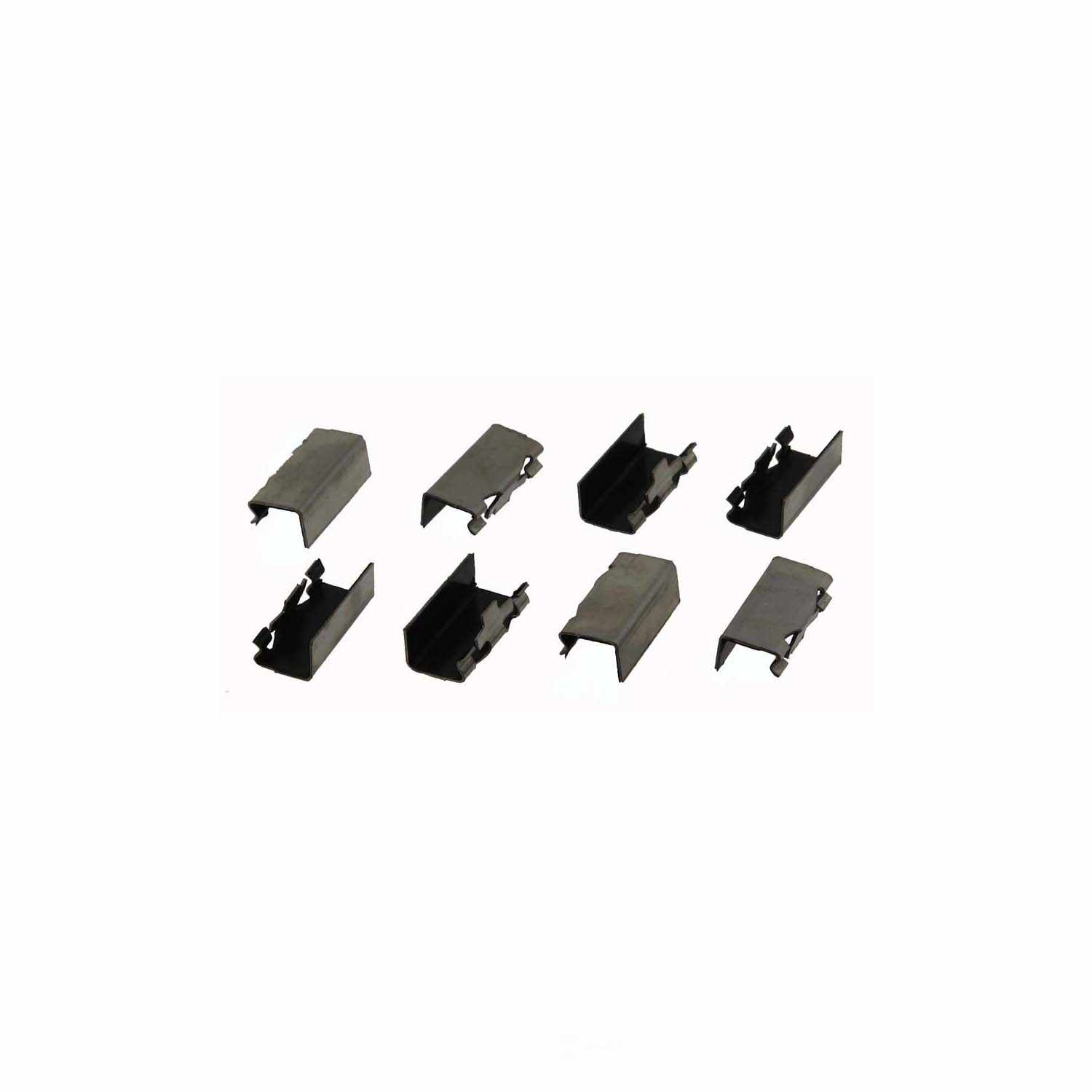 CARLSON QUALITY BRAKE PARTS - Disc Brake Pad Installation Kit - CRL P1278