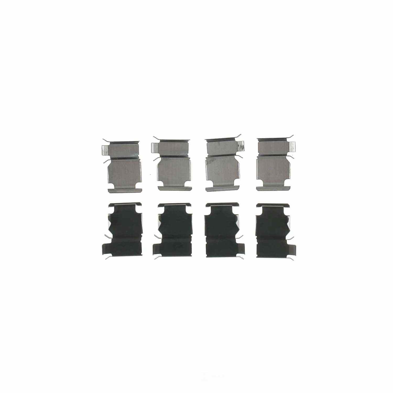 CARLSON QUALITY BRAKE PARTS - Disc Brake Pad Installation Kit (Rear) - CRL P1304