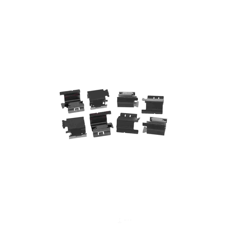CARLSON QUALITY BRAKE PARTS - Disc Brake Pad Installation Kit (Front) - CRL P1318