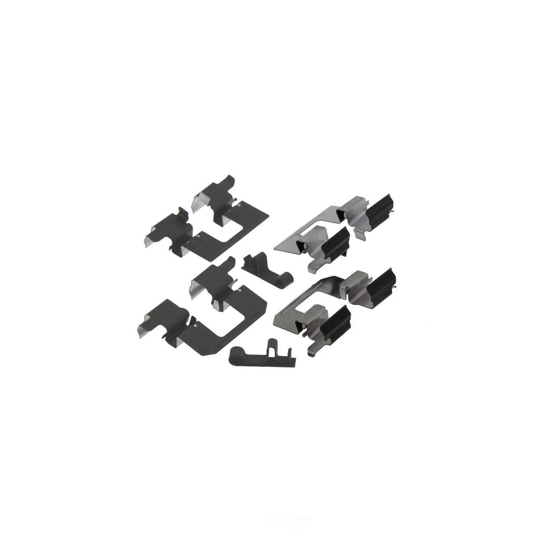 CARLSON QUALITY BRAKE PARTS - Disc Brake Pad Installation Kit (Rear) - CRL P1325