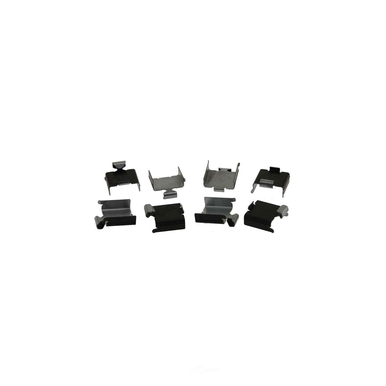 CARLSON QUALITY BRAKE PARTS - Disc Brake Pad Installation Kit (Front) - CRL P1328