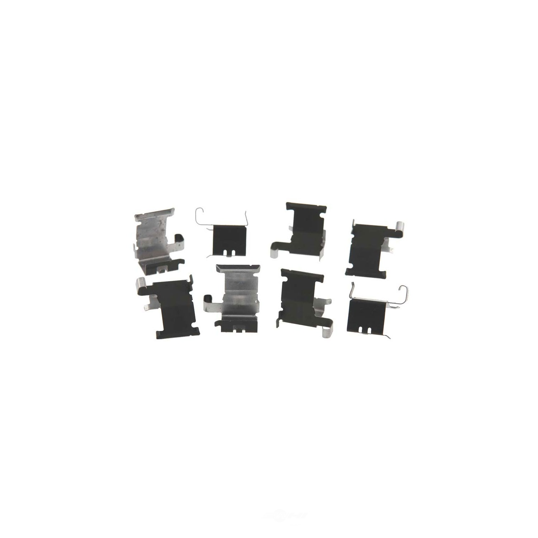 CARLSON QUALITY BRAKE PARTS - Disc Brake Pad Installation Kit (Front) - CRL P1329
