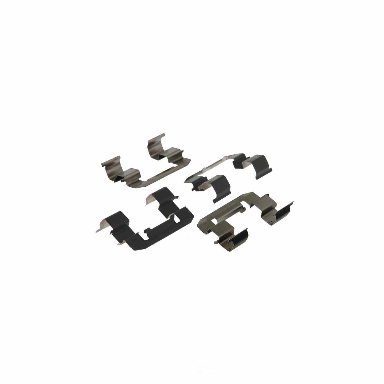 CARLSON QUALITY BRAKE PARTS - Disc Brake Pad Installation Kit (Front) - CRL P1339