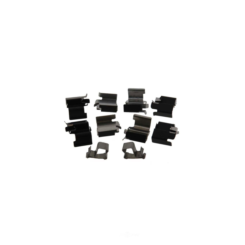 CARLSON QUALITY BRAKE PARTS - Disc Brake Pad Installation Kit (Front) - CRL P468