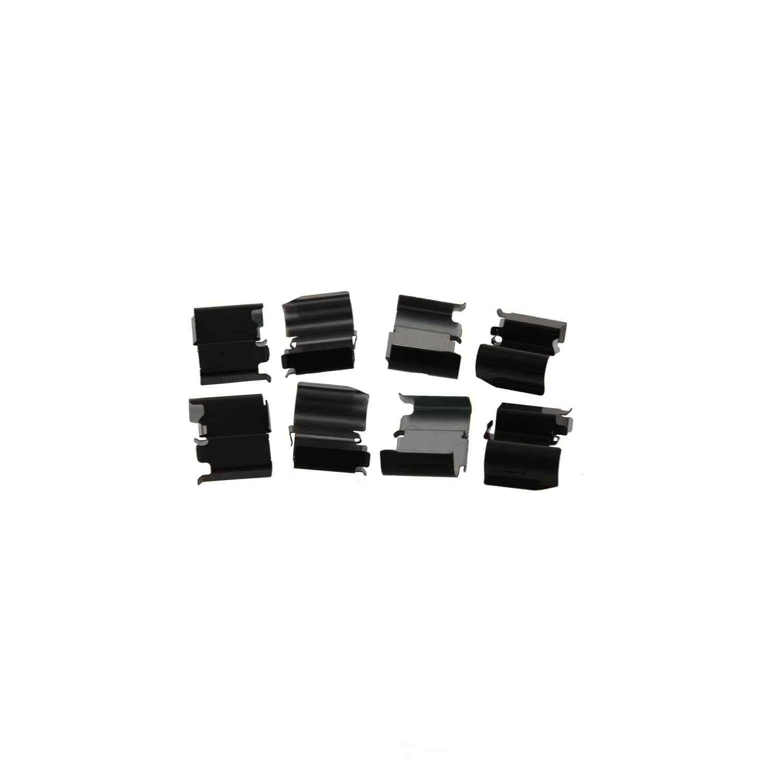 CARLSON QUALITY BRAKE PARTS - Disc Brake Pad Installation Kit (Front) - CRL P551