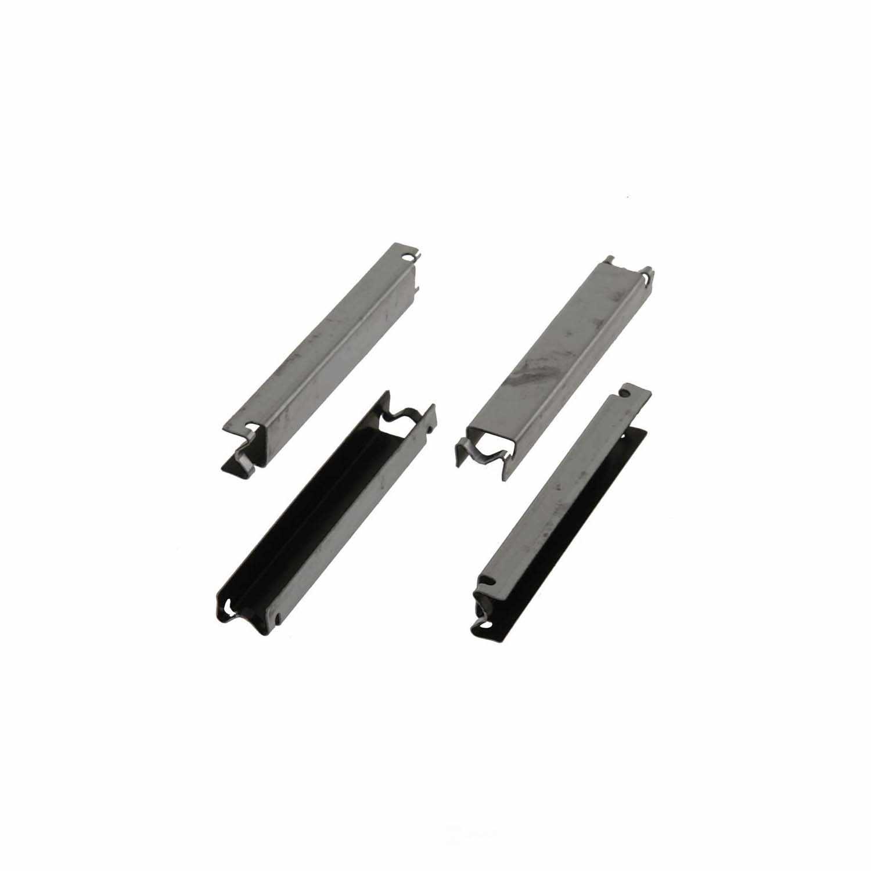 CARLSON QUALITY BRAKE PARTS - Disc Brake Pad Installation Kit (Rear) - CRL P667