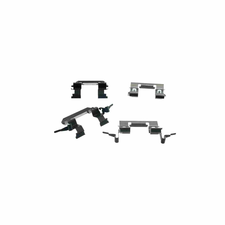 CARLSON QUALITY BRAKE PARTS - Disc Brake Pad Installation Kit (Front) - CRL P815B