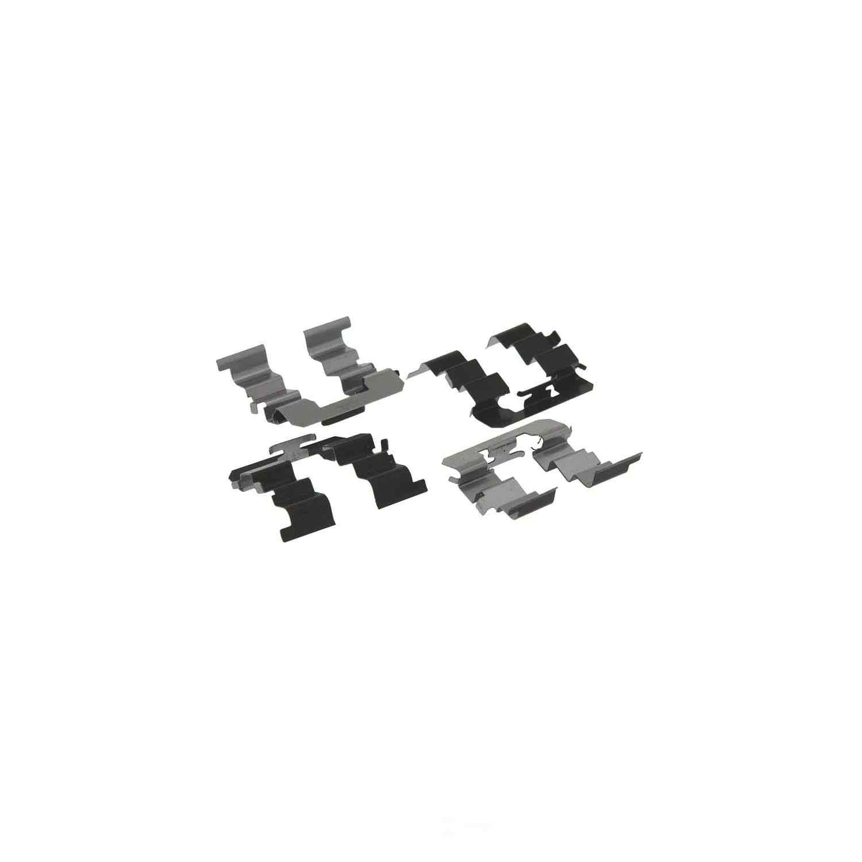 CARLSON QUALITY BRAKE PARTS - Disc Brake Pad Installation Kit (Rear) - CRL P892