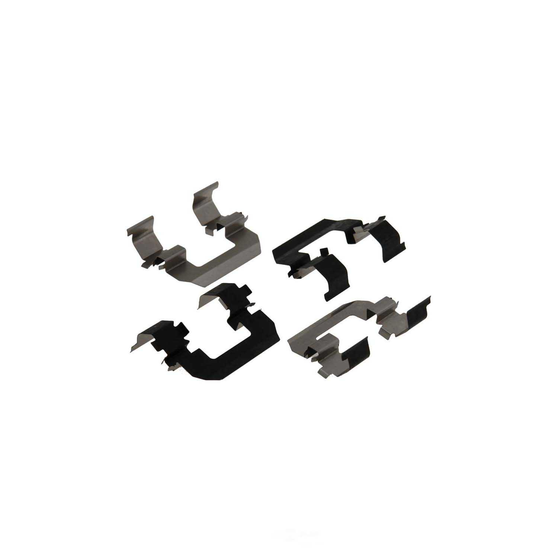 Carlson Quality Brake Parts P999 Brake Pad Installation Kit