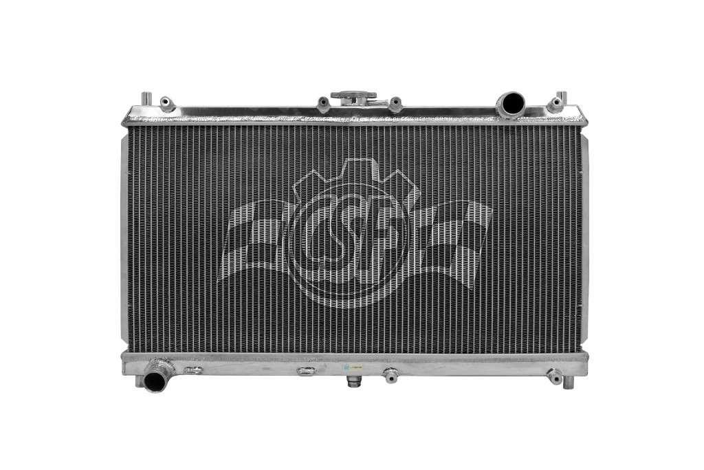 CSF RADIATOR - All Aluminum Racing - CSF 2863