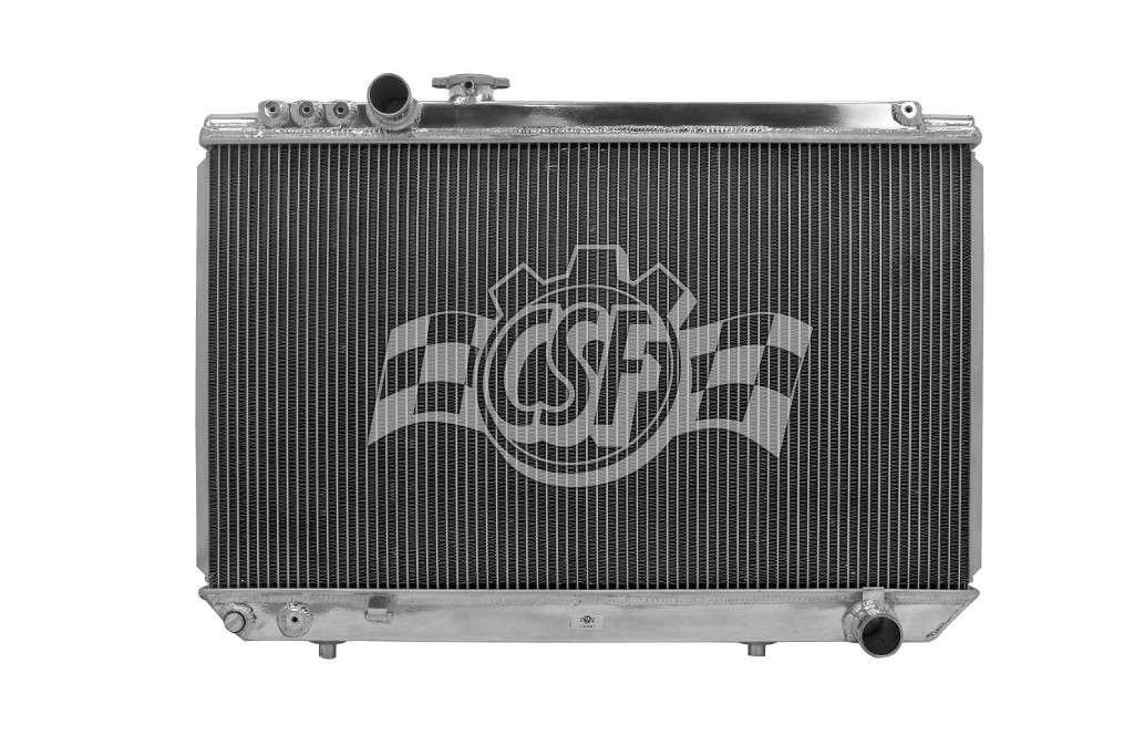 CSF RADIATOR - 2 Row All Aluminum Racing - CSF 2880